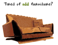 Furniture For A Cause Ad Campaign