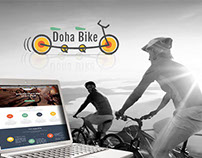 Doha Bike website