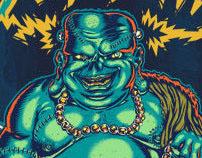 Franken-Buddha