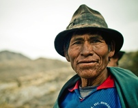 La vida en las comunidades de Potosí
