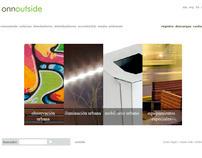 diseño web / web design / onnoutside
