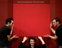 Rémi Panossian Trio, recording sessions, 9,10,11.04.12