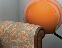3D Room Textile
