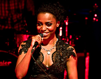 Skye - The voice from Moorcheeba