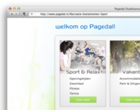 Pagedal - Corporate Website