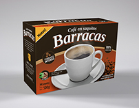 Packaging Café en saquitos
