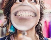 Wundervolle Zähne sind ein Privileg