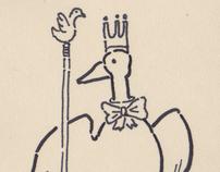 Ilustraciones para Juego de la OCA