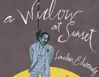 Book Jacket: A Widow at Sunset