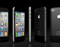 iphone 4S concept