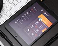 Mobin iPad App