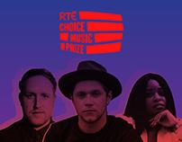 RTÉ Choice Music Prize | Art Direction & Identity