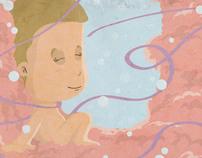 Waiting to Born Illustration