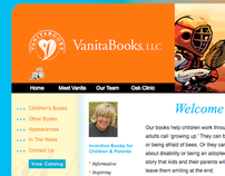 VanitaBooks // Website