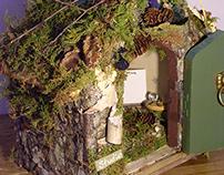 Woodland Garden Fairy Houses