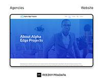 Alpa Edge Project Websites