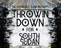 Throwin Down for South Sudan