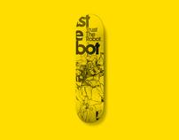TrustTheRobot® Skateboards