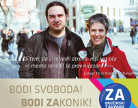 Campaign for Slovenian Family Code referendum 2012