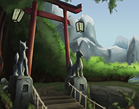 Environment Design: Oriental