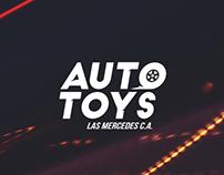 LOGO & BRANDING / Auto Toys