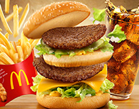 McDonalds Big Mac Exp