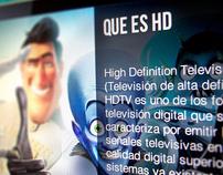 Megacable® HD