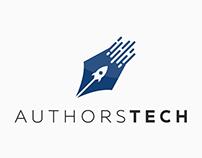 Logo Animation - AuthorsTech
