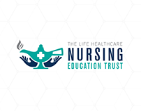 Life Healthcare Nursing Education Trust Logo