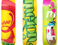 skateboards update / melon