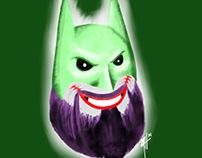 Bat Joker Dan