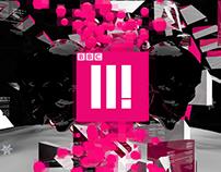 BBC3 Xmas Idents