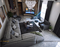 Bedroom&Living room