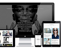 Tinagent - Website
