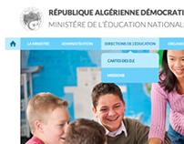 Ministere de l'éducation