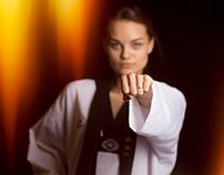 Tae Kwon Do - Black Belt
