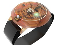 World's First 3D Printed Watch - Voxel8