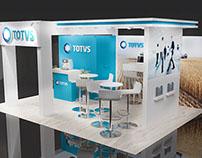 Stand Promocional Totvs