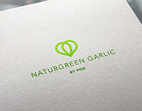 Naturgreen Garlic Logo