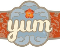 Yum Bath and Body Logo