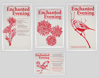 Enchanted Evening Collatteral