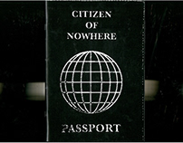 CITIZEN OF NOWHERE : 2018 FANZINE