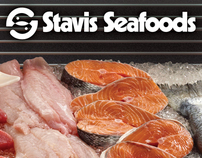 Stavis Seafoods - Advertising & Trade Show