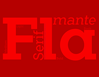 Flamante Serif Fonts