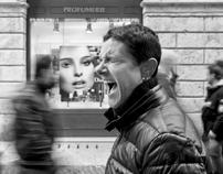 Silence and scream: urban dimension incommunicability