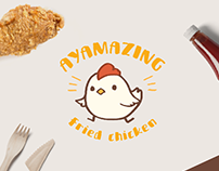 Ayamazing - Branding & Packaging