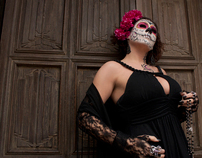 Photo Shoot Día de los Muertos Part 1