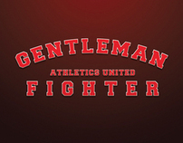 Gentleman Fighter - Sport's wear