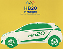 HB20 for Rio 2016 Olympics