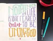 Quote - No Fear
